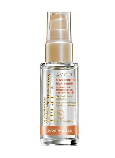 Avon Elektriklenmeyi Kontrol Eden Saç Serumu 30 Ml Renkli